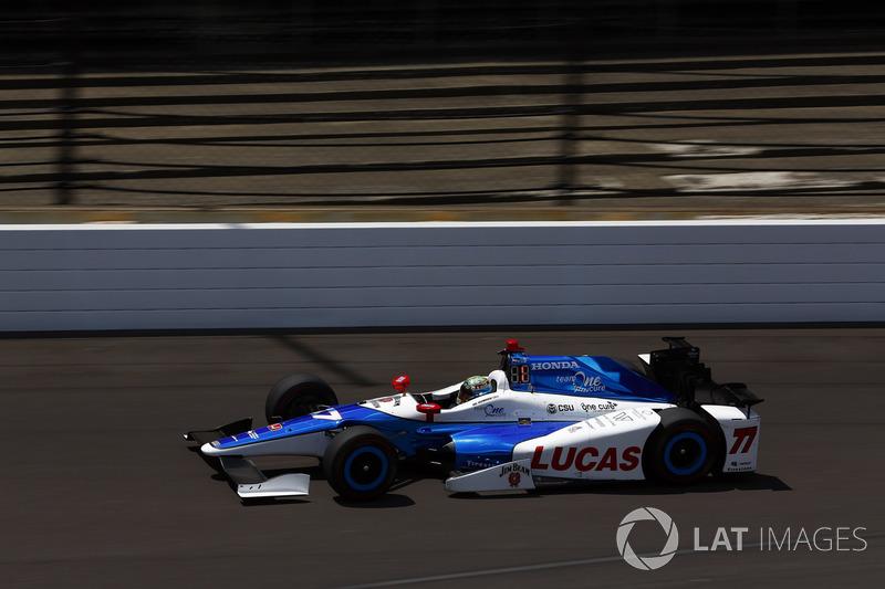 20: Джей Ховард, Schmidt Peterson Motorsports Honda