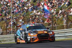 #9 Audi RS3 LMS van Dillon Koster, Bernhard van Oranje, Certainty Racing Team