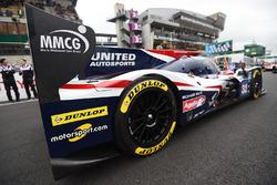 Motorsport.com logo op de #32 United Autosports Ligier JS P217 Gibson
