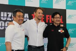 Press Conference with Jenson Button