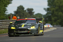 #95 Aston Martin Racing Aston Martin Vantage: Нікі Тім, Марко Соренсен, Річі Стеневе