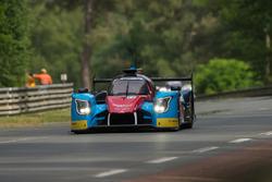 #33 Eurasia Motorsport Ligier JS P217 Gibson: Жак Ніколе, П'єрр Ніколе, Ерік Маріс