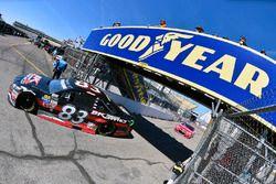 Corey LaJoie, BK Racing, Toyota
