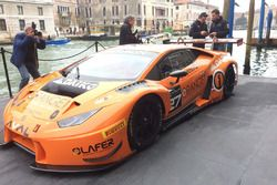 Lamborghini Huracan GT3, Orange1 Racing