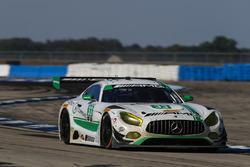 #33 Riley Motorsports Mercedes AMG GT3: Jeroen Bleekemolen, Ben Keating, Mario Farnbacher
