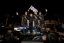 Winners #10 Wayne Taylor Racing Cadillac DPi: Ricky Taylor, Jordan Taylor, Alex Lynn