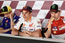 Valentino Rossi, Yamaha Factory Racing, Marc Marquez, Repsol Honda Team, Jorge Lorenzo, Ducati Team