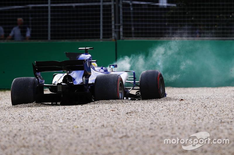 Dreher: Marcus Ericsson, Sauber C36
