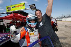 Le poleman en GTD, Tristan Vautier, SunEnergy1 Racing