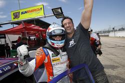 GTD pole winner Tristan Vautier, SunEnergy1 Racing