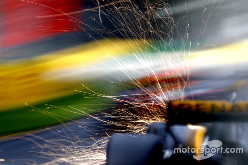 Ф1, Мельбурн 2017: Даніель Ріккардо, Red Bull RB13