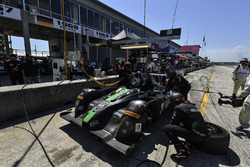 №20 BAR1 Motorsports ORECA FLM09: Дон Юнт, Бади Райс, Даниэль Бёркетт