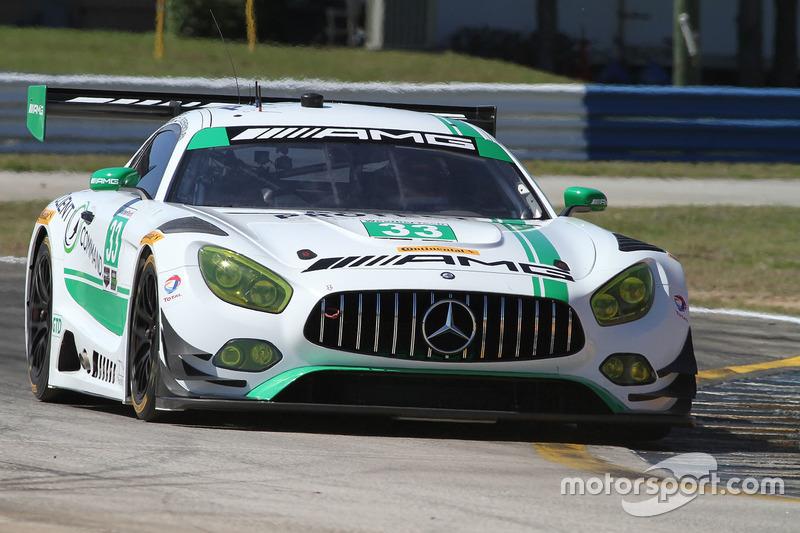 1. GTD: #33 Riley Motorsports, Mercedes AMG GT3