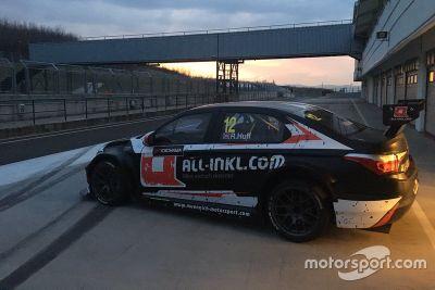 Hungaroring, test Honda Racing e Zengo Motorsport