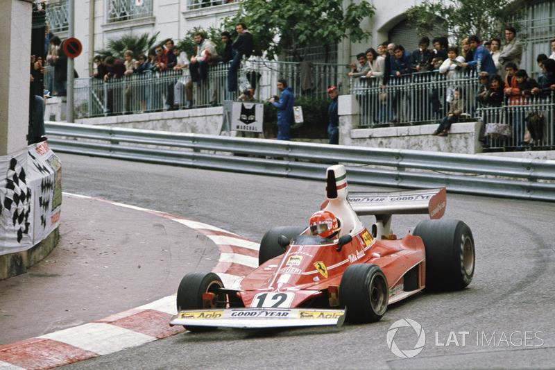 1975 Niki Lauda, Ferrari
