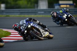 #14 MACO RACING Team, Yamaha R1: Greg Junod, Anthony Dos Santos, Marko Jerman
