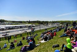 #43 RealTime Racing Acura NSX GT3: Ryan Eversley, Tom Dyer, #93 RealTime Racing Acura NSX GT3: Peter