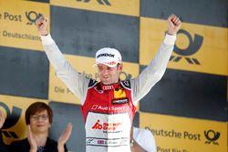 Podium: Ganador, Jamie Green, Audi Sport Team Rosberg, Audi RS 5 DTM