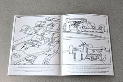 The Spectacle colouring book by Chris Workman