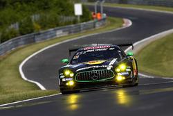 #8 Haribo Racing Team, Mercedes-AMG GT3: Uwe Alzen, Lance David Arnold, Maximilian Götz, Renger van