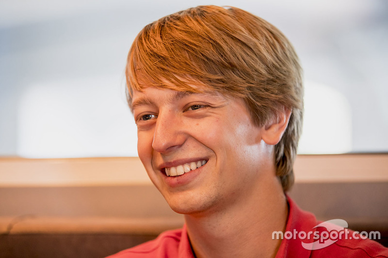 Johnny Cecotto Jr., Rapax