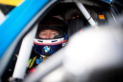 #100 BMW Team SRM BMW M6 GT3: Steve Richards
