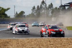 Джакомо Альтоэ, M1RA, Honda Civic TCR