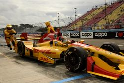 Пит-стоп: Райан Хантер-Рей, Andretti Autosport Honda