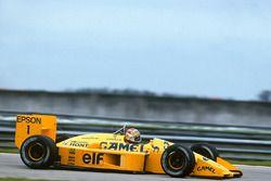Nelson Piquet, Lotus 100T-Honda