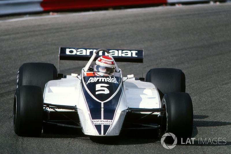 3. Nelson Piquet, 1980 - GP da Argentina