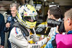 Le poleman Timo Glock, BMW Team RMG, BMW M4 DTM