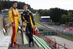 Giuliano Alesi, Trident., Jack Aitken, ART Grand Prix