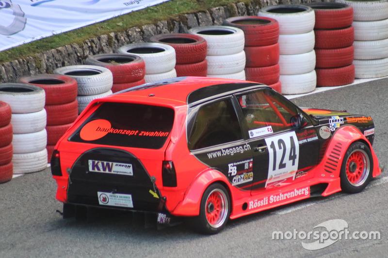Stephan Burri, VW Polo, Autersa Racing