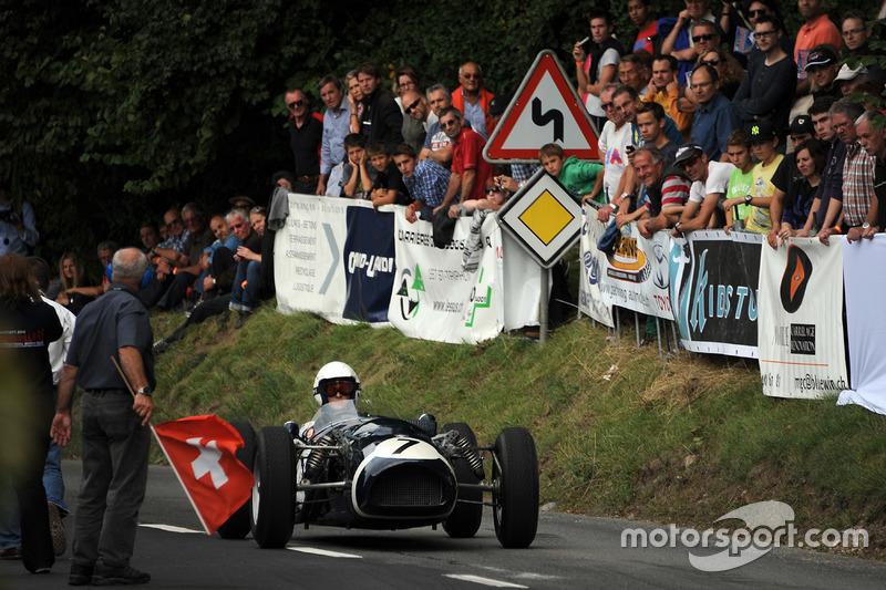 Rétrospective 2013, Ferguson P99-Coventrry Climax, Formula 1