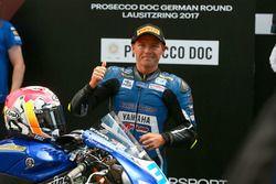 Le poleman Sheridan Morais, Kallio Racing Yamaha