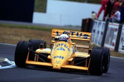Satoru Nakajima, Team Lotus Honda 99T