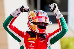 Ganador, Charles Leclerc, PREMA Racing