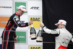 Podium: Joel Eriksson, Motopark, Dallara F317 - Volkswagen; Jake Hughes, Hitech Grand Prix, Dallara