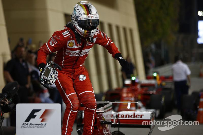 Ferrari, Sebastian Vettel: 30 yaşında