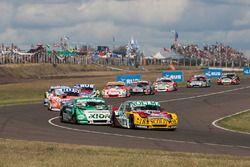 Nicolas Bonelli, Bonelli Competicion Ford, Agustin Canapino, Jet Racing Chevrolet, Sergio Alaux, Don