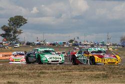 Nicolas Bonelli, Bonelli Competicion Ford, Agustin Canapino, Jet Racing Chevrolet, Lionel Ugalde, Ug
