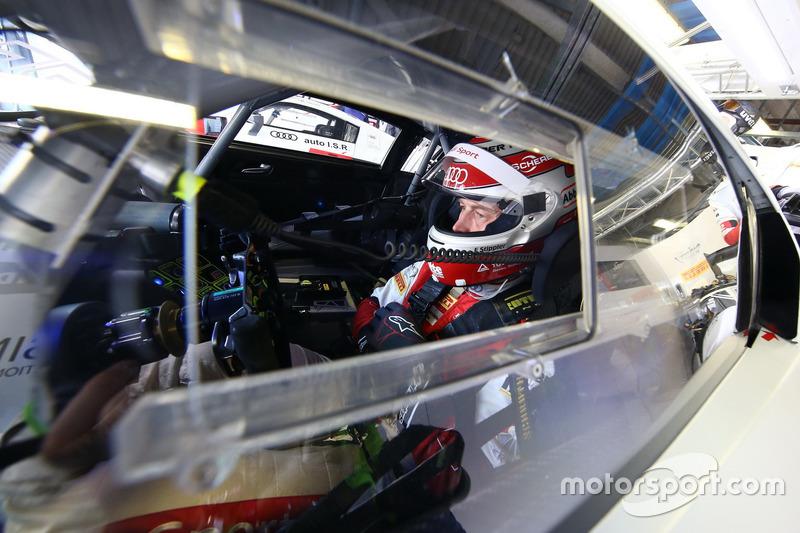 #75 ISR, Audi R8 LMS: Frank Stippler