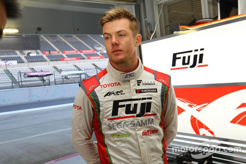 42: Nick Cassidy: Super Formula ve Super GT ikincisi