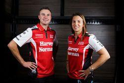 David Russell, Simona de Silvestro, Nissan Motorsports