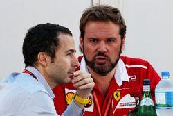 Nicolas Todt, Driver Manager with Gino Rosato, Ferrari