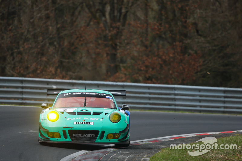 10: Team Falken Motorsport, Porsche 911 GT3 R