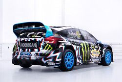 The car of Ken Block, Hoonigan Racing Division, Ford Focus