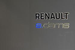 Logo de Renault e.dams