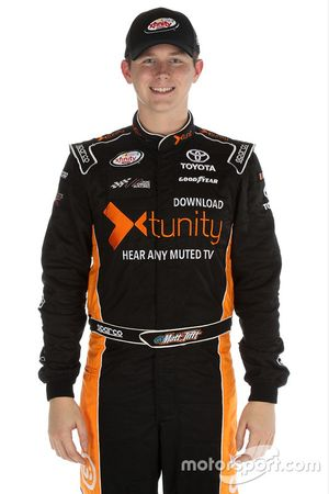 Matt Tifft, Joe Gibbs Racing