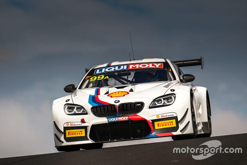 28. #99 Walkenhorst Motorsport, BMW M6 GT3
